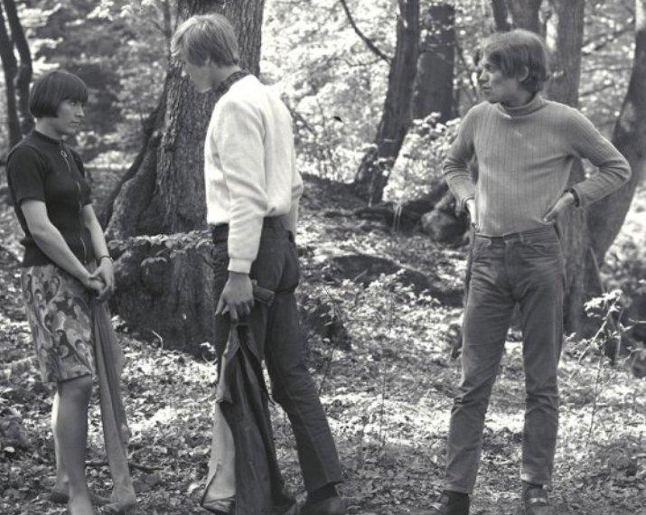 Bacsó Péter 1968-as, Fejlövéscímű filmjében (fotó: retronom.hu)
